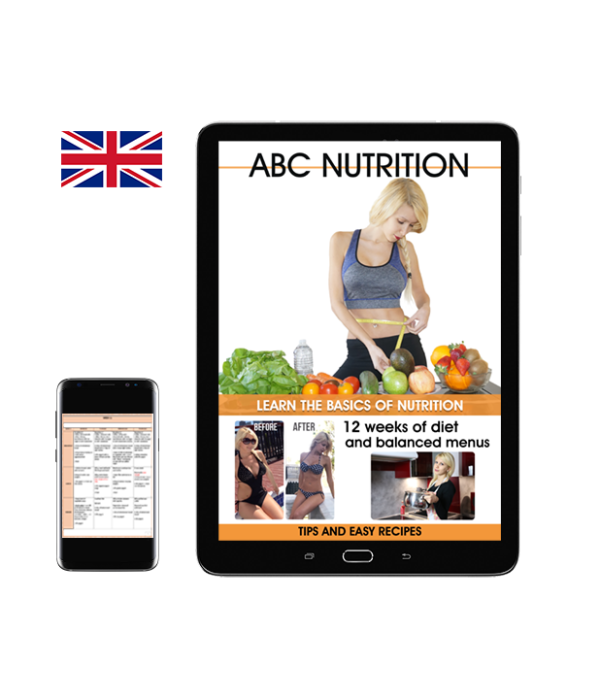 ABC BODY NUTRITION programme PDF