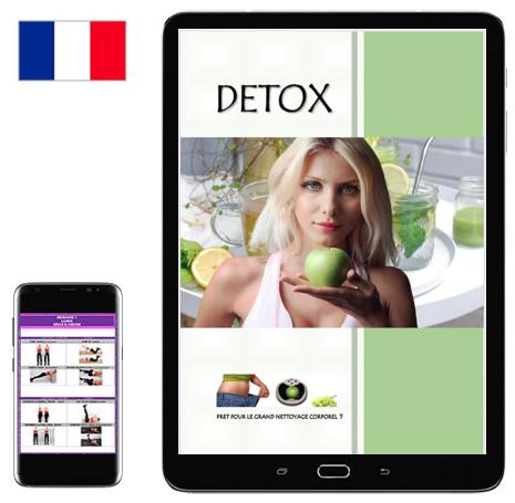 Detox programme nutrition fitness