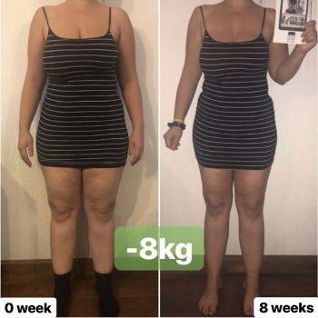 transformation weightloss amanda biz fitness abc body